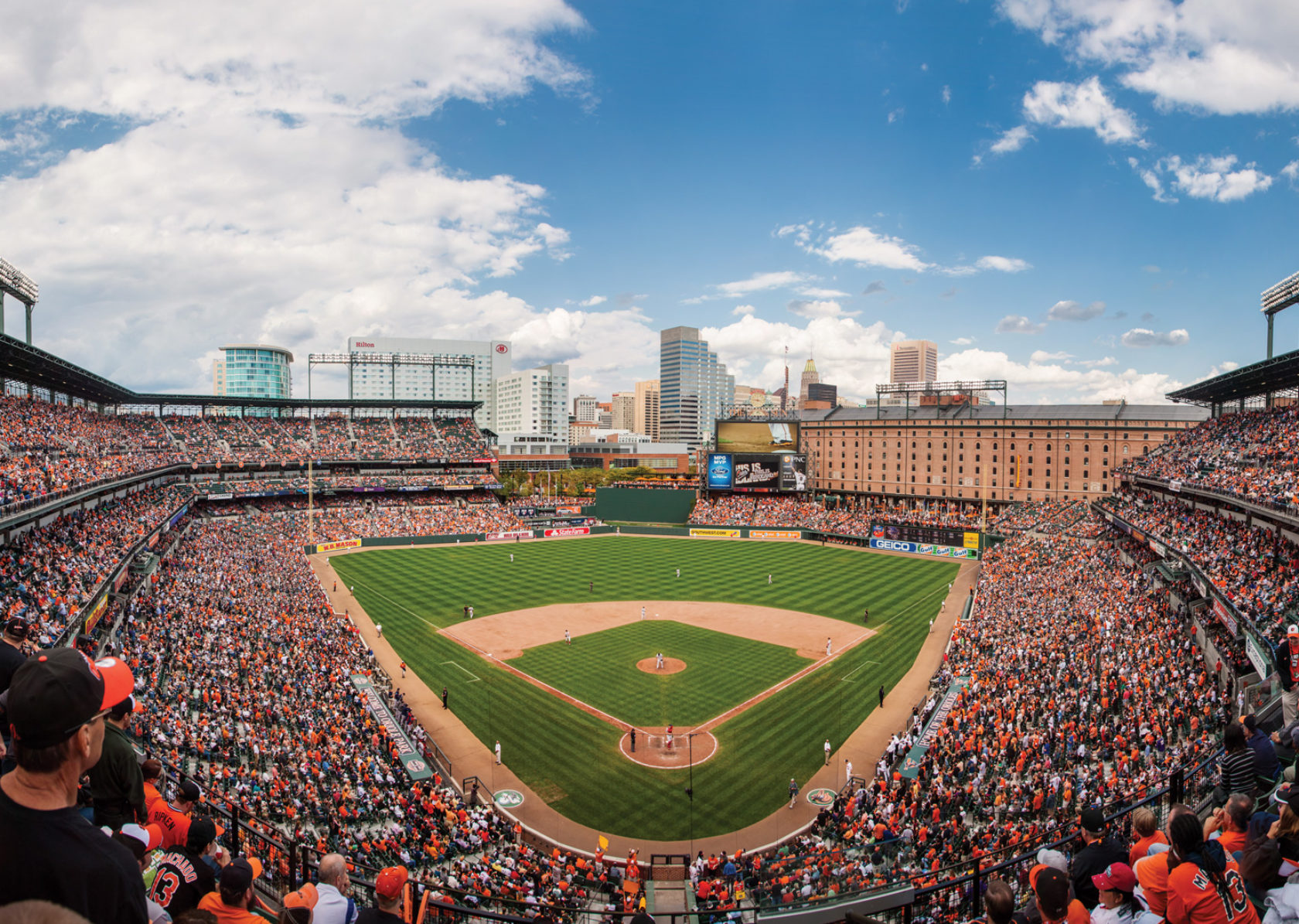 Everything You Need to Know About Camden Yards | Visit Baltimore