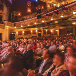 Hippodrome Theatre at the France-Merrick Performing Arts Center
