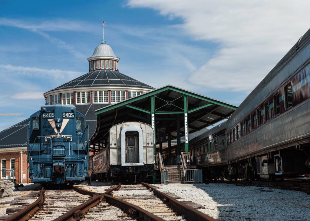 The B & O Railroad Museum