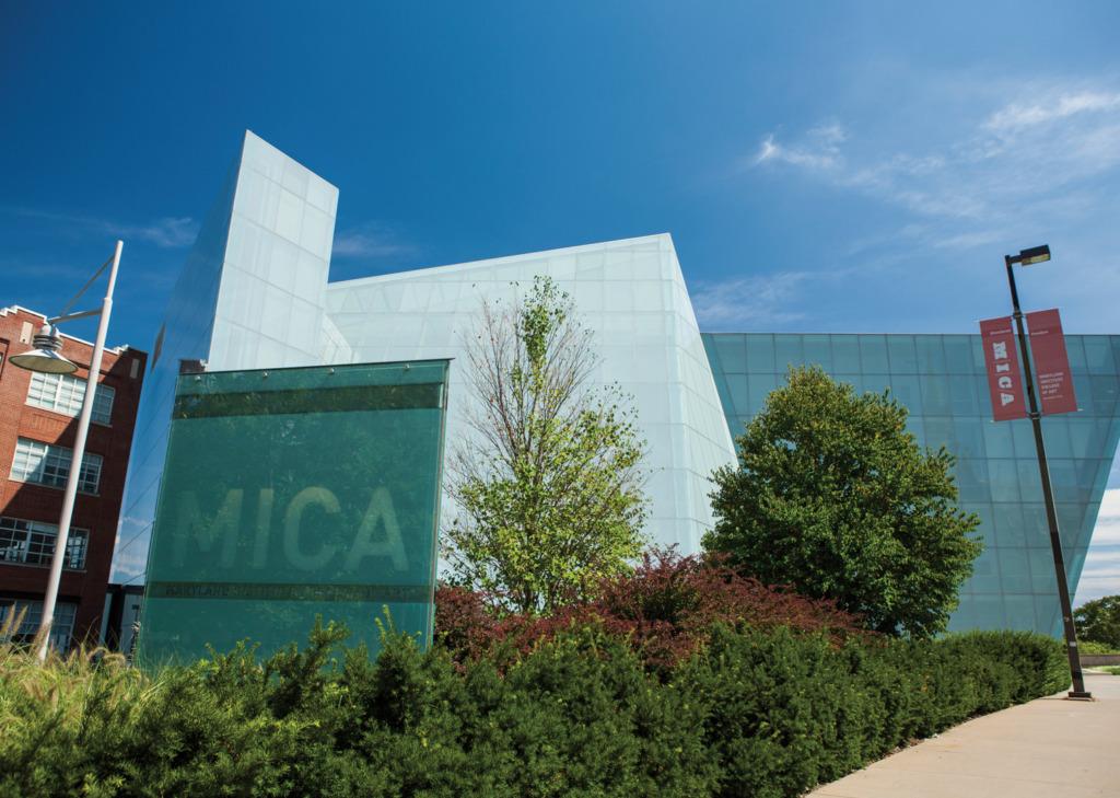 Maryland Institute College of Art.