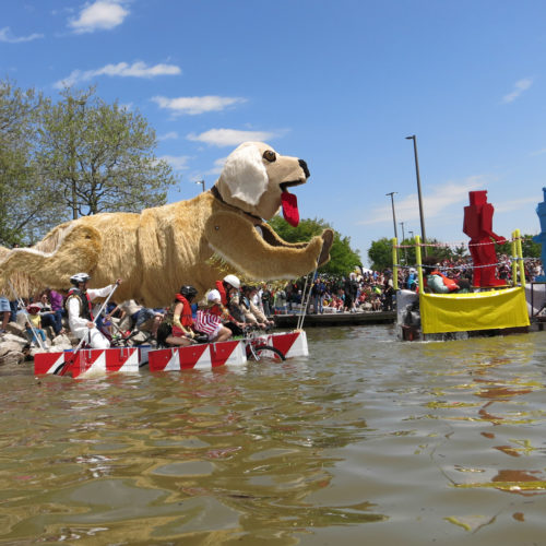 Image for: Guide to the Kinetic Sculpture Race