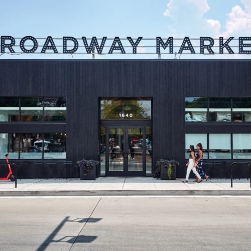 Broadway Market located in Federal Hill