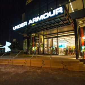 Under Armour Brand House – Harbor East