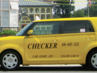 Yellow/Checker Cab