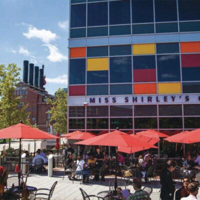 Miss Shirley's Cafe – Inner Harbor