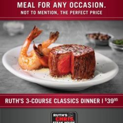 Ruth's Chris Steak House – Annapolis