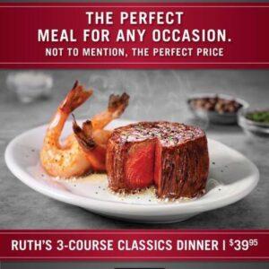 Ruth's Chris Steak House – Annapolis