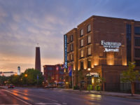 Green Fairfield Inn & Suites Baltimore Inner Harbor