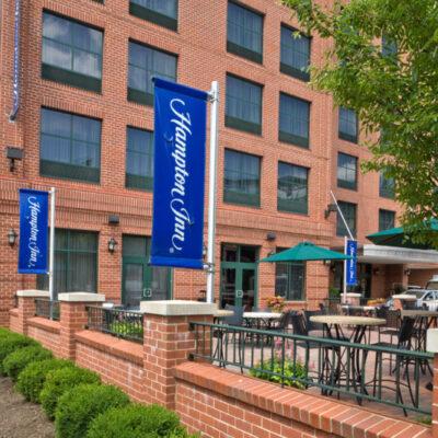 Hampton Inn Baltimore – Downtown-Convention Center