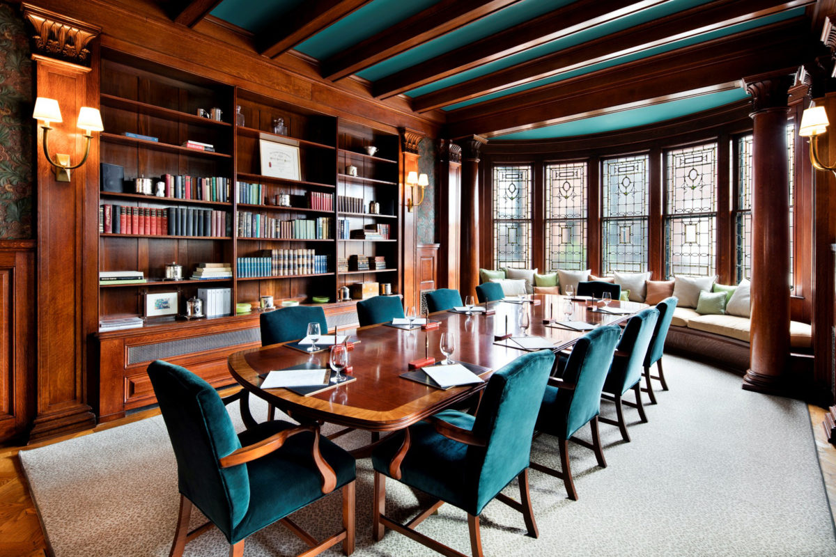 The Ivy Conference Room