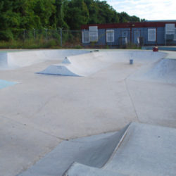Carroll Park Bike and Skate Facility