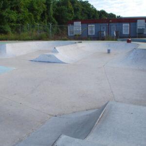 Carroll Park Bike and Skate Facility