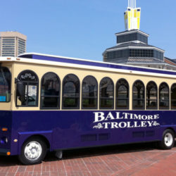 Baltimore Trolley Tours