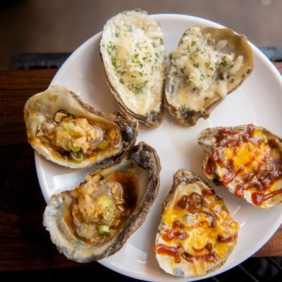 The Urban Oyster