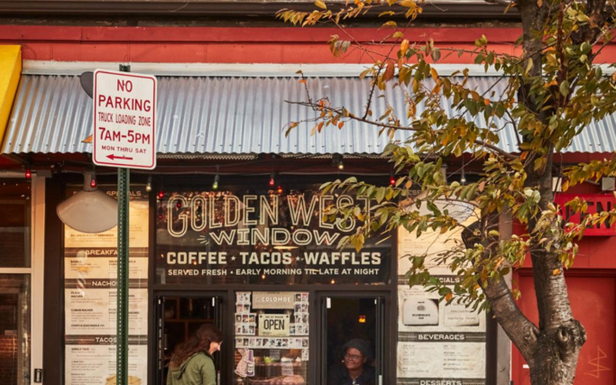 Golden West Cafe in Hampden