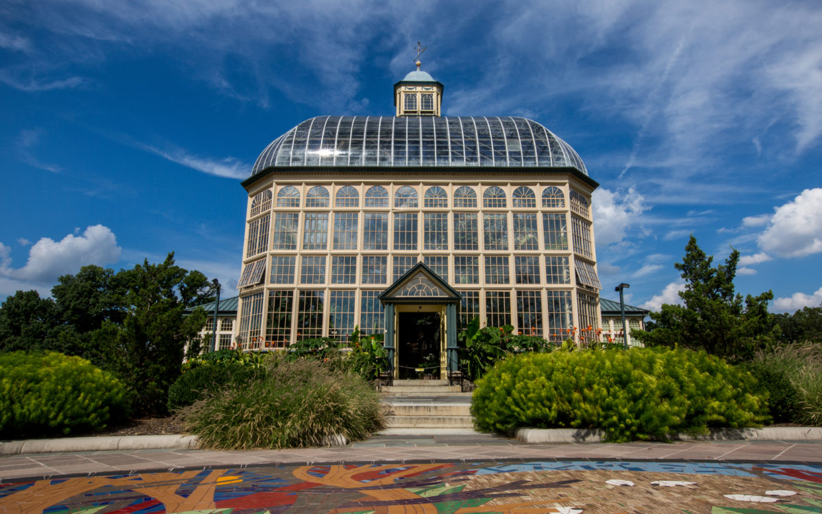 The Rawlings Conservatory