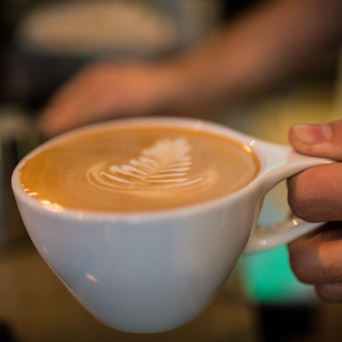 Image for: Baltimore's Best Coffee and Tea Shops