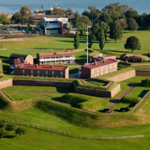 Fort McHenry National Monument and Historic Shrine and Hampton National Historic Site